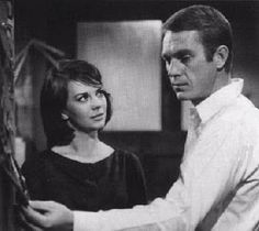 Natalie Wood & Steve McQueen. Love With A Proper Stranger 1963