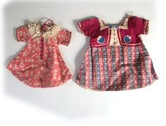 Doll clothes.