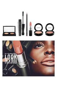 MAC Look in a Box Be Sweet & Dreamy Collection