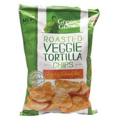 SHAPE Magazine Snack Awards: Green Giant Zesty Cheddar Roasted Veggie Tortilla Chips - The Best Healthy Snacks to Eat after a Workout, Late at Night, and More! - Shape Magazine
