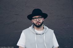 Andy Mineo reveals release date and cover of new album 'Uncomfortable'