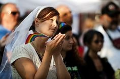 The Supreme Court Hears Argument on Same-Sex Marriage...