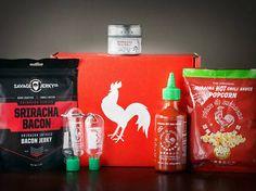 Sriracha Box