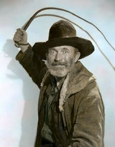 MY DARLING CLEMENTINE (1946) - Walter Brennan as 'Old Man Clanton' - Directed by John Ford - 20th Century-Fox.