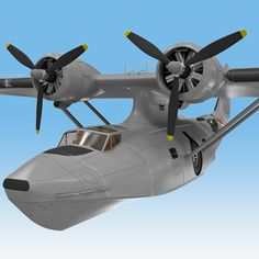 Consolidated PBY Catalina Flying Boat