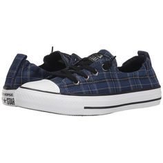 Converse Chuck Taylor All Star Shoreline Plaid Slip Deep Bordeaux Black  White,
