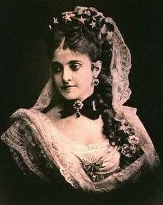 Adelina Patti 1843 - 1919 Opera Singer Diva