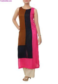Kurta | New Ladies Kurta Styles | FashionDak Updates of Dressings, Accessories ...