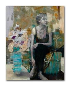 Greg Calibey - Contemporary Figurative Oil Paintings