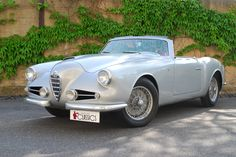 Alfa Romeo 1900CSS Spider