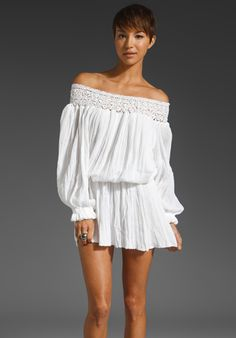 94dcd7ed771b1 Jens Off The Shoulder Ladies Dress Design, Beach Dresses, Dress Beach,  Revolve Clothing