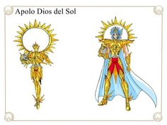 Apolo Dios del Sol by Javiiit0