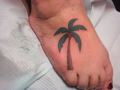 Palm Tree Tattoo Designs | view original image )