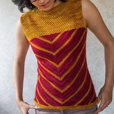 Here is the Māia Tee - the result of my experimental dabbles into unusual garment construction. http://www.ravelry.com/discuss/aroha-knits-designs/3235145/1-25 (you can also find the link in today's blog post, along with more images!)✨