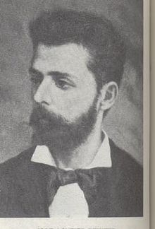 José Gautier Benítez (April 12, 1851 – January 24, 1880) is considered Puerto Rico's best poet of the Romantic Era.