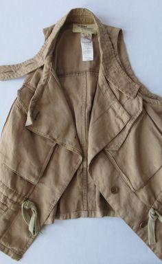 Dusty Rose Vest