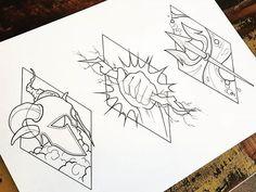 Working on a Greek mythology flash sheet Hades Tattoo, Zeus Tattoo, Poseidon Tattoo, Greek Mythology Tattoos, Greek And Roman Mythology, Greek Gods, God Tattoos, Body Art Tattoos, Tattoos For Guys