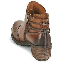 Bottines / Boots Pikolinos LE MANS 838 Cognac 350x350