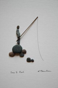 pebble art - Google Search