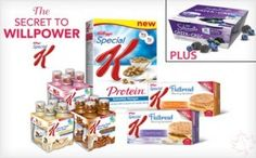 WagJag Deal for Special K Package - Canadian Basics
