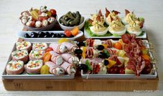 Healthy Eating Recipes, Healthy Cooking, Cooking Recipes, Finger Food Appetizers, Appetizer Recipes, Finger Foods, Good Food, Yummy Food, Cooking For Beginners