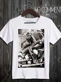 Rock Girl Harley Davidson Rock13 via Urban Cover. Click on the image to see more!