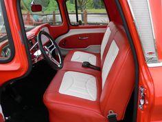 1961 Chevrolet C10 Stepside custom hot rod V8 automatic truck