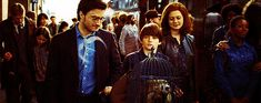 James Sirius Potter Is Due To Start At Hogwarts Today And The Internet Is Getting Emotional