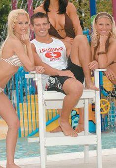 Zach Derr for Health and Fitness (2008) #ZachDerr #malemodel #model #fitness #fitnessmodel #muscles #lifeguard #pool