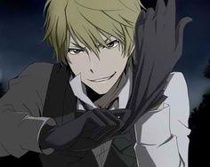 Kết quả hình ảnh cho shizuo heiwajima screenshot