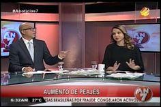 Debate del Día en AN7 El aumento del Peaje y sus efectos en La Población