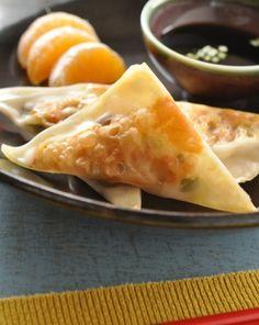 Activities: Chinese Dumpling Recipe