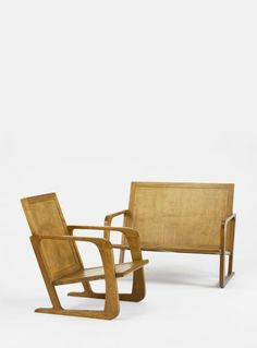 © KEM Weber. Wooden Chairs