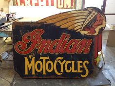 Indian motocycles