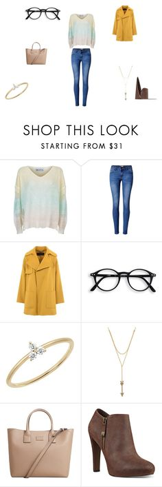 """""""casual"""" by ikatsamaki on Polyvore featuring Wildfox, WithChic, Barbara Bui, EF Collection, Rebecca Minkoff, MANGO and Nine West"""