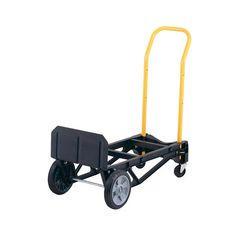 Hand Trucks And Dollies Convertible Potted Plant Stair Climbing Two Wheel Movers #Harper