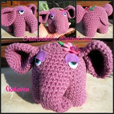 1000+ images about jungle animals crocheted stuff on ...