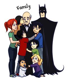 Everybody loves Alfred by gabzillaz on DeviantArt