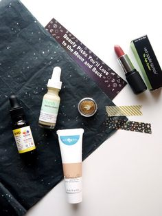 Vegan Cuts Beauty Box February 2015 #subscriptionbox #vegancuts