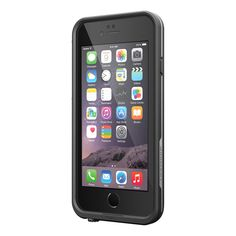 Lifeproof iPhone 6 free case in black $79.99