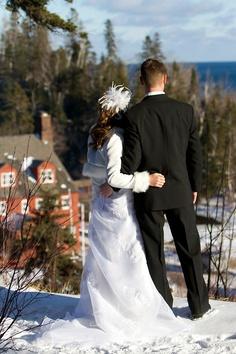#LutsenResort #Winter #Wonderland #Wedding #mostlybecky