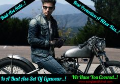 Bad Ass Sale..! What is the best protection a Biker can have..? It's A Bad Ass Set Of Good Eyewear..! Well, we got you covered..! Stop in check us out and pick up a pair of our quality glasses. Your eyes and your bike will thank you..! Thank you and Happy Riding... The Tiki Team..! PS: We are adding new product daily so if we don't have what your looking for please stop back... https://sunglasstikihut.com/special