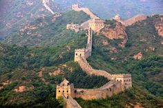 Great wall of China - CH - c.220 BC -  Ancient Chinese.