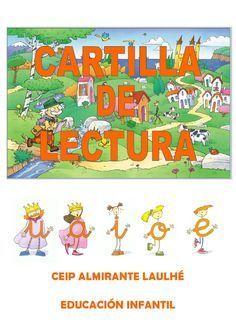 Cartilla de Lectura  Cartilla de Lectura de Educación Infantil. Alphabet Activities, Preschool Activities, Classroom, Comics, Toddler Learning Activities, Children Rhymes, Class Room, Kindergarten Activities, Comic Book