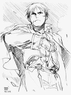 The Best Fullmetal Alchemist Posts Edward Elric, Roy Mustang, Colonel Mustang, Manga Anime, Anime Guys, Me Me Me Anime, 鋼の錬金術師 Fullmetal Alchemist, Alphonse Elric, Powerful Art