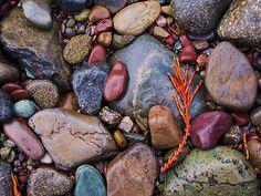 River rocks   por CNorth2