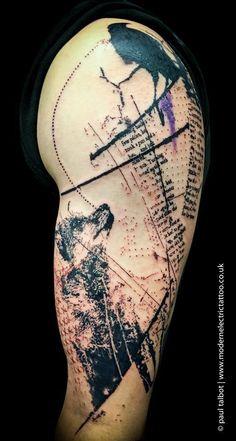 752824264 48 Best Paul Talbot tattoo images in 2016 | Trash Polka Tattoo, Cool ...