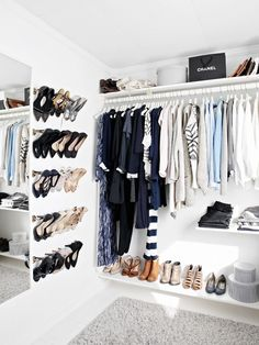 5 closet cleaning tips you havenu0027t heard before