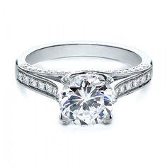 Beautiful Custom Engagement Ring