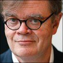 UCSB Arts & Lectures presents An Evening with Garrison Keillor | The legendary host of the popular public radio show A Prairie Home Companion, with pianist Richard Dworsky